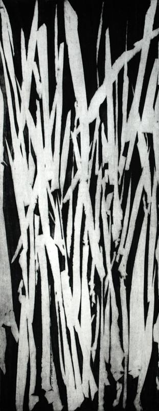 Geschnitten - Aquatinta (c) 2017 Kerstin Franke-Gneuss