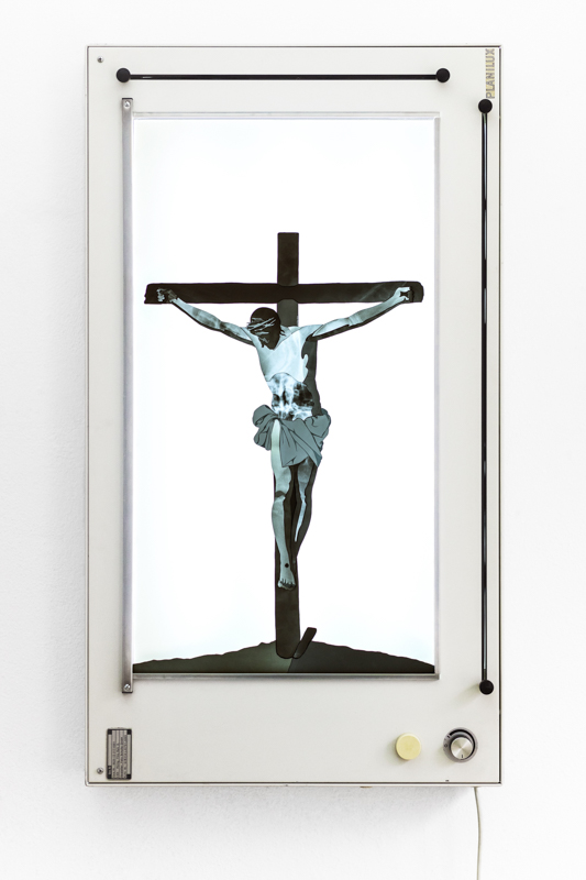 Michael Merkel - Personal Jesus - Gesamtansicht - Foto (c) Florian Wehking