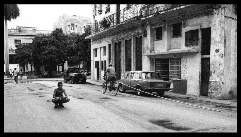 Frank Hruschka - Kuba - S/W-Fotografie